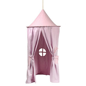 Hanging round tent with window-66
